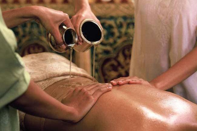 Аюрведичний масаж