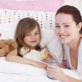 Антибіотики при лікуванні маленьких дітей