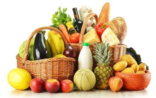 Продукти, рекомендовані при дієті без солі