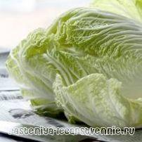 Страви з пекінської капусти, рецепт