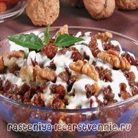 Страви з горіхами - що можна приготувати з волоських горіхів?