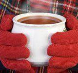 Швидко зігрітися в холодну пору