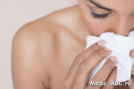 Чим лікувати нежить під час вагітності