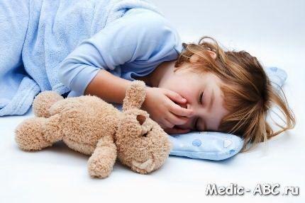 Чим лікувати блювоту у дитини