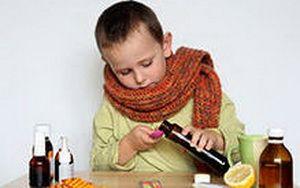 Чим краще лікувати кашель дитині при ГРЗ