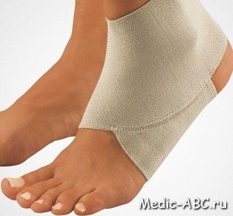 Що робити після перелому ноги?