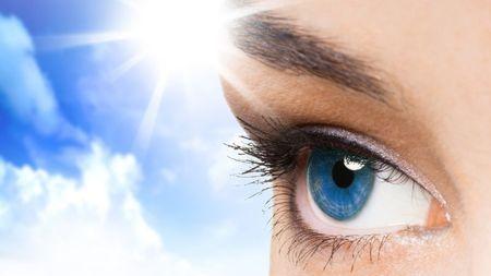 Що таке соляризація очей: види, особливості, застереження