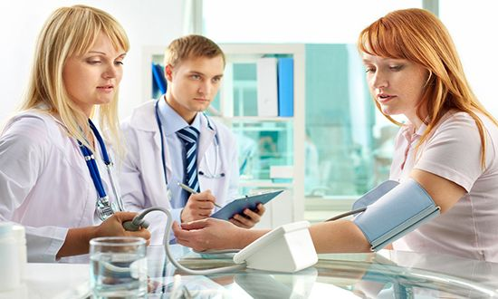 Артеріальний тиск - результат роботи серця як складового органу для перекачування крові по судинах