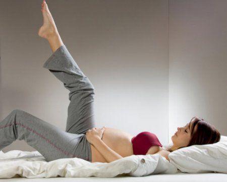 Cводіт ноги судомою при вагітності