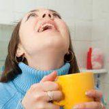 Дієві розчини для полоскання горла