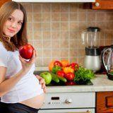 Дієта і харчування для вагітної жінки