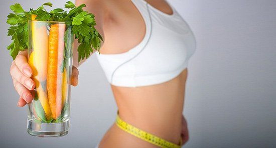 Дієтичне харчування для схуднення: меню на тиждень і рецепти з фото деяких страв із зазначенням калорій