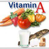 Для доброго здоров'я приймайте вітамін а