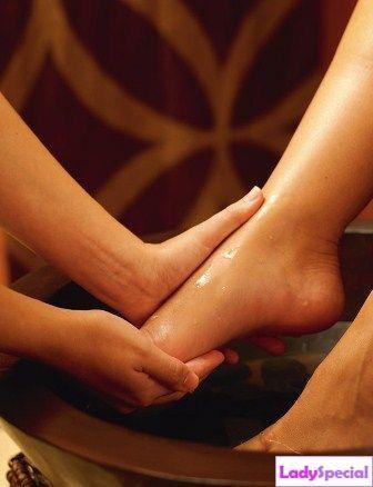 Дренажний масаж для здоров'я і краси