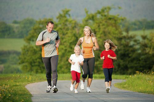 фізичні вправи для активного довголіття