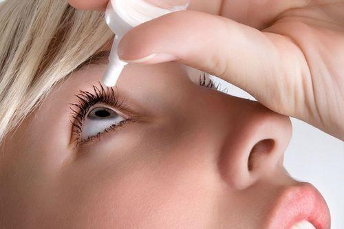 Очні краплі левоміцетин