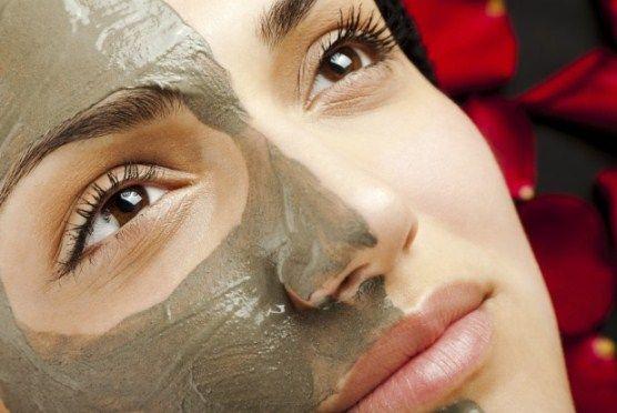 Блакитна глина для обличчя: застосування
