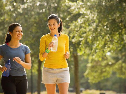 Інтенсивна ходьба для схуднення: краще швидкого бігу
