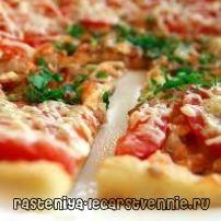 Італійська піца: рецепт тесту, кращі рецепти