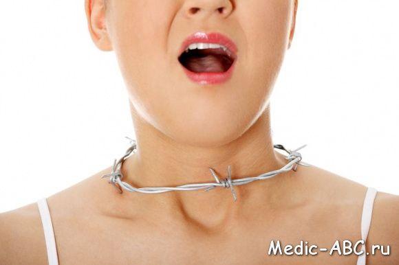 Як позбутися від гнійників в горлі, ефективне лікування