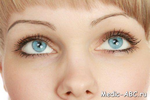 Як позбутися від червоних судин в очах
