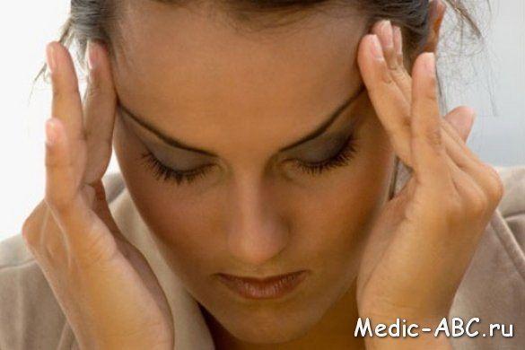Як позбутися від сильного головного болю.