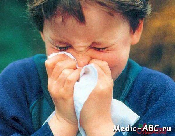 Як позбутися від слизу в носі