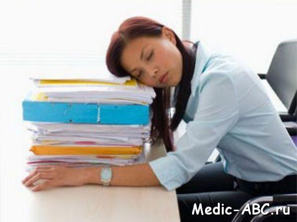 Як позбавиться від втоми
