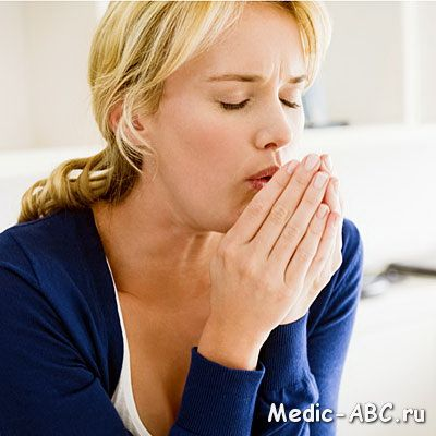 Як позбутися від вологого кашлю