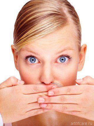 Як позбутися запаху з рота в домашніх умовах