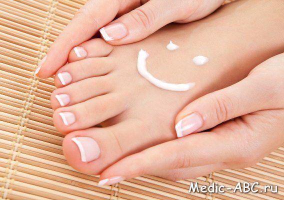 Як лікувати мікоз стопи