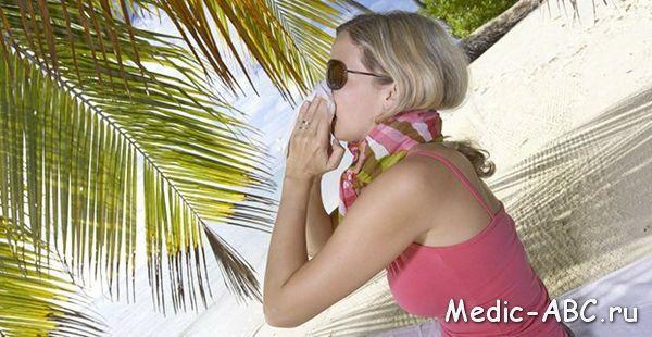 Як лікувати застуду влітку?