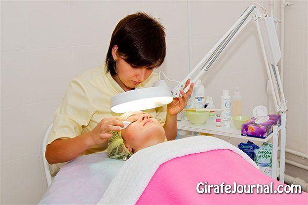 Як лікувати прищі на лобі фото
