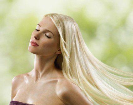 Як освітлити волосся народними засобами без фарби?
