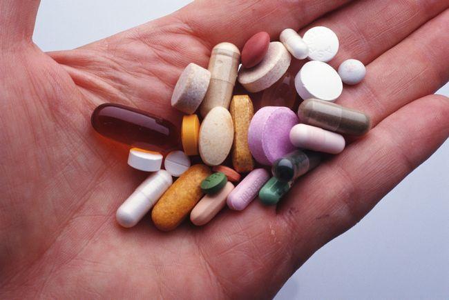 антибіотики