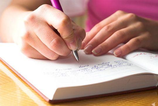 В каком виде лучше всего вести личный дневник?