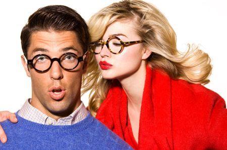 Які модні оправи для окулярів для зору з'явилися в 2015 році