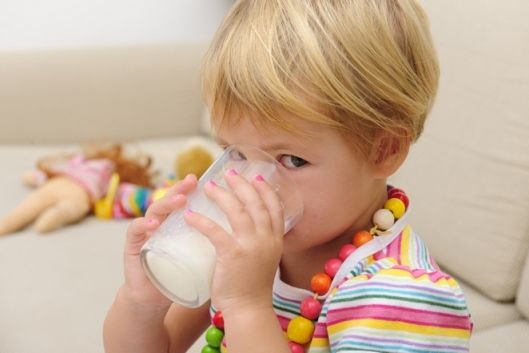 Козяче молоко при алергії