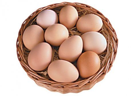 Куряче яйце плюси і мінуси в харчуванні