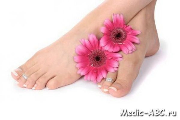 Лікування грибка стопи і нігтів