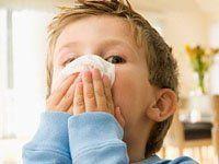 Лікування затяжного нежиті у дитини