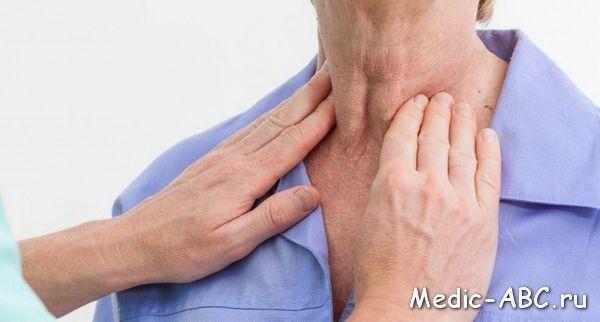 Лімфаденопатія: на що слід звернути увагу