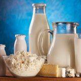 Молочні продукти для організму вагітної