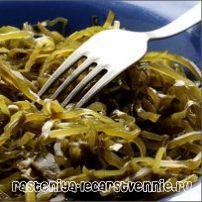 Морська дієта - дієта на морській капусті
