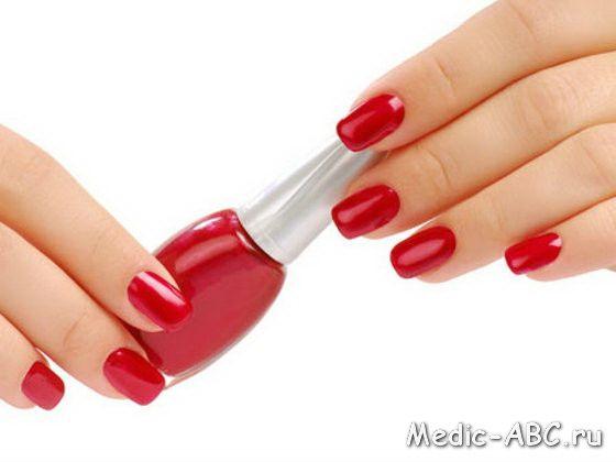 Чи можна вагітним фарбувати нігті?