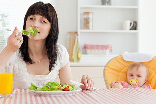 Чи можна і як швидко схуднути при грудному вигодовуванні, після нього? Як схуднути при гв після пологів, кесаревого розтину?