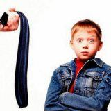 Можно ли наказывать ребенка ремнем