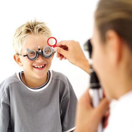Порушення зору у дітей дошкільного віку