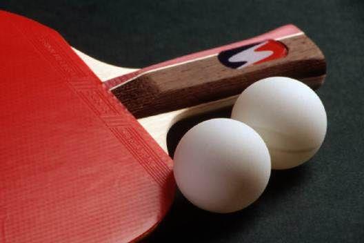 Настільний теніс для здоров'я і гарного настрою