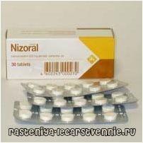 Нізорал таблетки - інструкція, аналоги, застосування, склад